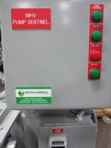 Pump Sentinel Panel